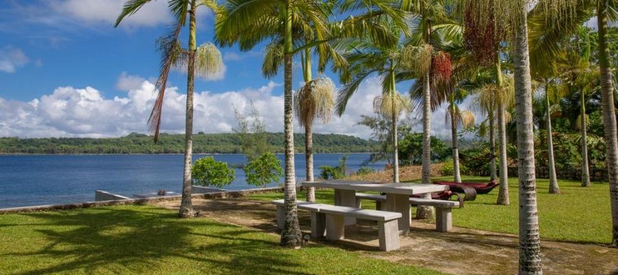 port vila development land