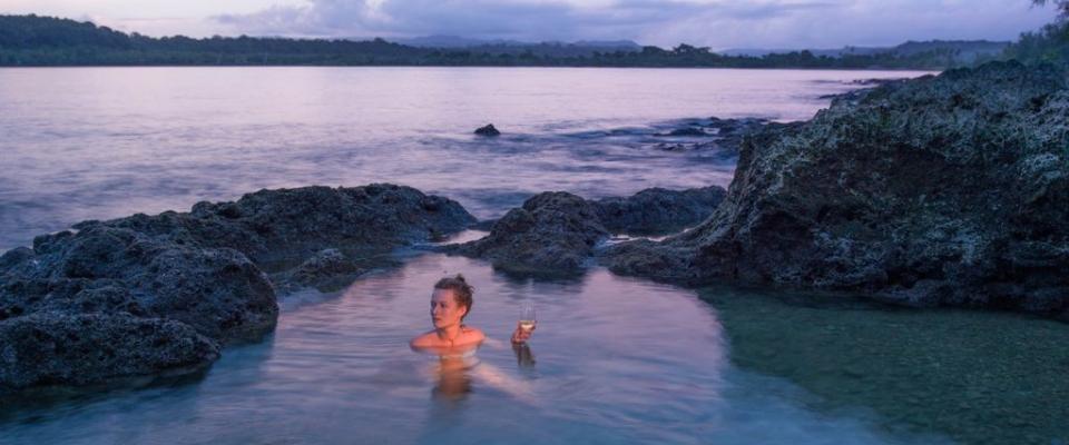 beach land vanuatu